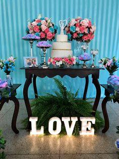 New vintage wedding blue rustic 16 Ideas Fall Wedding Cakes, Fall Wedding Bouquets, Wedding Table, Tiffany Blue Weddings, Beach Bridal Showers, Romantic Room, Rustic Invitations, Simple Weddings, Event Decor