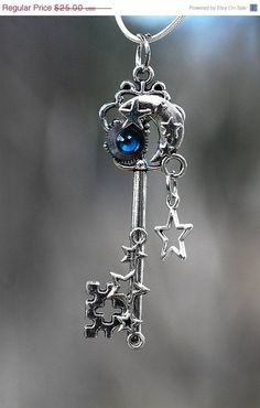 I found SALE - Shooting of the Stars Key Necklace on Wish, check it out!