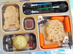 BentoLunch.net - What's for lunch at our house: May the Fourth Be With You, a Star Wars Bento
