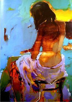 Alina Maksimenko, nice under painting Figure Painting, Figure Drawing, Painting & Drawing, Art And Illustration, Art Amour, Ouvrages D'art, Art Moderne, Art Design, Figurative Art