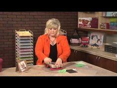 Making Stamps with Spellbinders dies