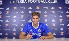 IN: Spaniard MARCOS ALONSO moves to Chelsea from Fiorentina (August 2016)
