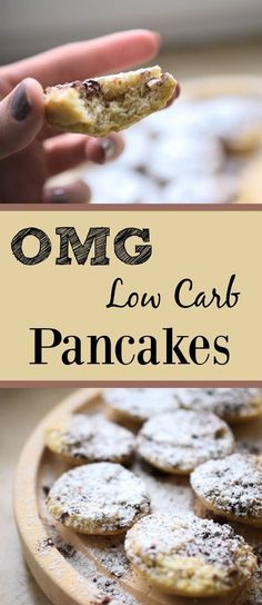 You need just two ingredients for this salty or sweet bit. You need just two ingredients for this salty or sweet bit. You need just two ingredients for this salt. Low Carb Sweets, Healthy Sweets, Low Carb Desserts, Low Carb Recipes, Cookie Desserts, Low Carb Pancakes, Tasty Pancakes, Low Carb Breakfast, Chocolate Low Carb