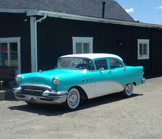 1955 Buick Other Special 4 door sedan | eBay