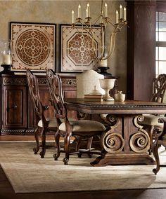 Grandover 5 Piece Set By Hooker Furniture | Decor | Pinterest | Beautiful,  Hooker Furniture And Furniture