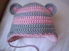 háčkovaná čepice pro miminko - Hledat Googlem Winter Hats, Beanie, Baby, Fashion, Caps Hats, Baby Patterns, Moda, Fashion Styles, Beanies