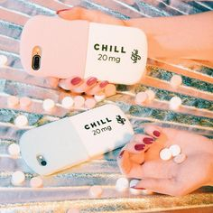 Chill Pill Phone Cases  Valfre.com | #valfre