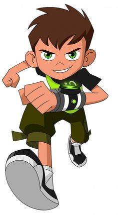 """Ben 10"" reboot. Maybe it's better design than Omniverse"