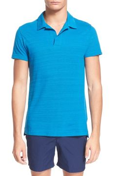 Orlebar Brown 'Felix' Polo available at #Nordstrom