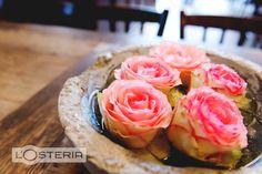 L'Osteria Decoration I Roses