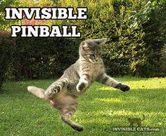 Invisible pinball ermergerd.