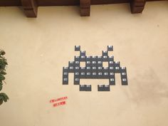 Invader Disquette 3.5