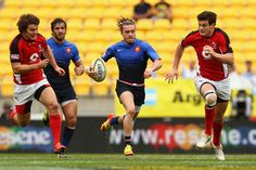 Terry Bouhraoua - France Fine Rugby sevens player