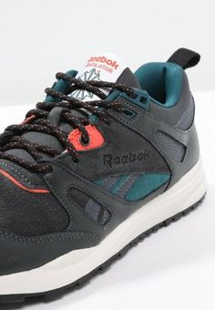 new concept fd3ab 81bc6 Baskets Reebok Classic VENTILATOR - Baskets basses - gravel black deep  teal rosette white chalk anthracite  80,00 € chez Zalando (au 04 12 15).