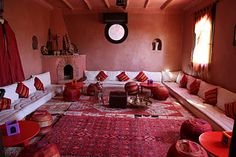 Salon Marocain Traditionnel On Pinterest Moroccan Living Rooms Salon Marocain Moderne And Salon