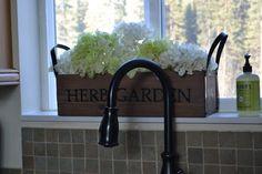 $2 Cedar Herb Garden Planter for Teacher Appreciation Gift!  Free detailed #plans! #DIY #knockoffwood