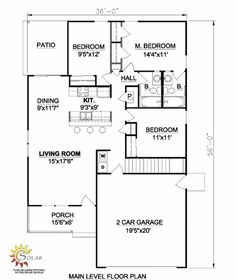 Plan No 366602 House Plans By Westhomeplanners Com