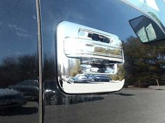 MARK LT 2006-2008 LINCOLN (4 pieces: DOOR HANDLE COVER - ABS plastic with chrome overlay **BASE OF HANDLE ONLY, NO PULLS**) DH46658