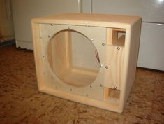 Speaker Cabinet Plans - Speaker Cabinet Plans , Trm Thiele Spec D Guitar Extension Speaker