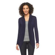 Women's Open Layering Cocoon Cardigan - Merona™ : Target