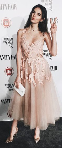 "Vanity Fair ""Young Hollywood"" Party More"