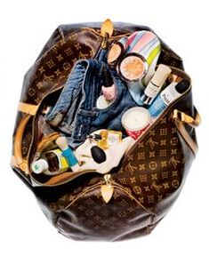 Top 10 Tips for Packing Light, via Marie Claire. I would avoid using packing cubes, they can add weight and space, and I find rolling items is a more efficient use of space. Packing List For Travel, Packing Tips, Traveling Tips, Honeymoon Packing, Travelling, Travel Guide, Packing Cubes, Marie Claire, Inspiration Tattoo