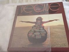 Neil Young DECADE LP Vinyl 3RS 2257 3x Vinyls Trifold #SingerSongwriter
