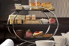 Quintessentially English, Afternoon Tea at The Mandolay has quickly appeared as a Guildford tradition and it is not difficult to see why. Book today.