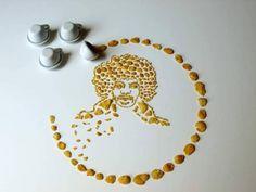 Sarah Rosado #artist #art #cornflakes
