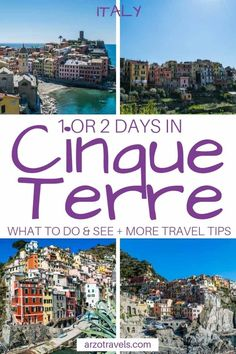 Finest Issues to Do in Cinque Terre – 1 and Itinerary. Cinque Terre journey information Backpacking Europe, Costa, Things To Do In Italy, Italy Travel Tips, Travel Europe, Travel Destinations, Reisen In Europa, Voyage Europe, Visit Italy