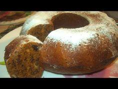 Кофейный монастырский пирог без масла - YouTube