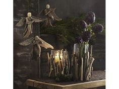 Driftwood Hurricane design by Roost-Home and Garden Design Ideas!