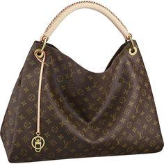 show louis vuitton purses | Louis Vuitton Monogram Canvas Artsy MM M40249 Handbags :