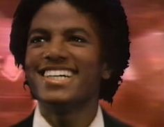 """Michael Jackson in """"Don't Stop Till You Get Enough"""" video."""