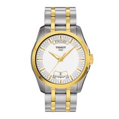 TISSOT COUTURIER Automatic Just as the creations of the world s great  fashion designers rely on the 6ece4debf7e2