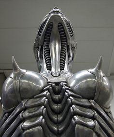 H.R. Giger sculpture Li II