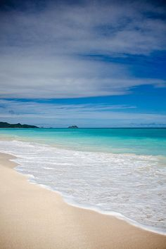 Waimanalo Beach, Oahu, Hawaii - this is where we are living in July and maybe longer. The house would be 2 away from the beach!
