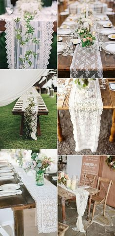 82 best wedding table runners images in 2018 wedding ideas rh pinterest com