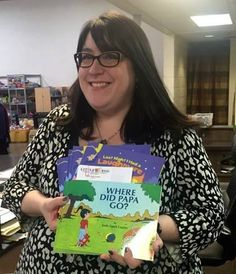 The Sojourner Center received #LittleEgg books from another generous sponsor!   We love seeing children improve their literacy through the #BooksforBambinos program.