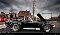 Shelby Cobra @ Supercar Saturdays, via Flickr.