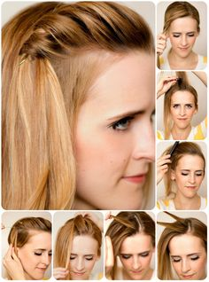 Einfache frisuren ideen 2015 Check more at http://ranafrisuren.com/2015/07/09/einfache-frisuren-ideen-2015/