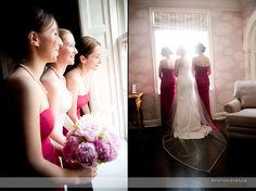 what a beautiful room at the McLean House where the bride can prepare for her day! Opposites Attract, Engagement Shoots, Boston, The Incredibles, Bride, Couples, Wedding Dresses, Room, House