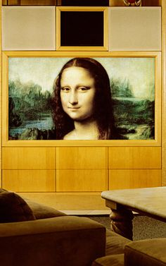 ArtKick - THE MONA LISA: NOW STREAMING ON A TV SCREEN NEAR YOU http://artkick.com/ Artkick brings endless art streaming free to anyone with an internet connected TV. The images you love appear on your wall easily and instantly. Information and content on the art you view is visible on your smartphone or tablet, allowing you to learn more about art every day.