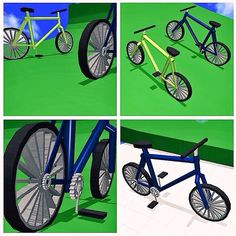 Spectacular #mountainbikes made in Morphi by the alwaysamazing @ashley_pavlovic. #3DPrinting #ipad #design #3Dmodeling #3dmodel #ipad #ipadmini #design #create #creative #3dprint #3ddesign #student #teacher #engineering #steam #stem #classroom #bicycle #bike