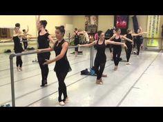 Progressing Ballet Technique U.S. - YouTube