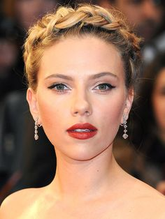 The 25 Best Cat Eyes of All Time, in Honor of Adele's '25' | Scarlett Johansson