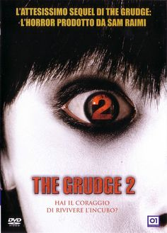 THE GRUDGE 2 (2006) DVD!