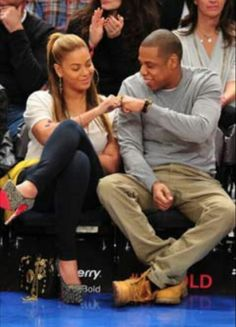 Beyonce and Jay-Z #black #love