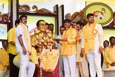 Inaugurating the TDP's Mahanadu in Visakhapatnam's Andhra University grounds on Saturday, Andhra Pradesh Chief Minister went into election mode asking party workers to help the party retain power in 2019.