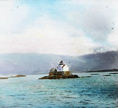 A selection from a collection of early century lantern slides held at the Fylkesarkivet of Sogn og Fjordane, a county in the west of Norway. Public Domain, Vintage Images, Norway, Lanterns, Scandinavian, Flora, The Past, Sea, Landscape